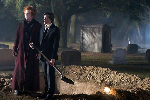 L'Assistant du vampire : Photo Chris Massoglia, John C. Reilly