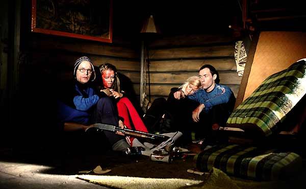 Dead Snow : Photo Charlotte Frogner, Evy Kasseth Røsten, Stig Frode Henriksen, Tommy Wirkola, Vegar Hoel