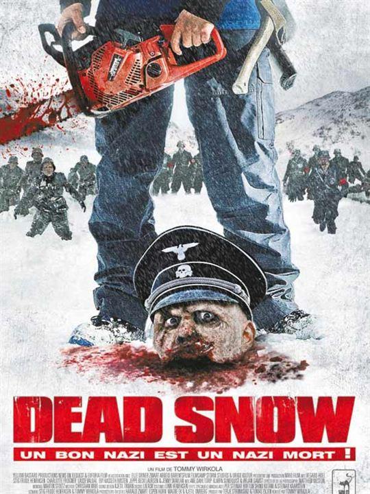 Dead Snow : Affiche Tommy Wirkola