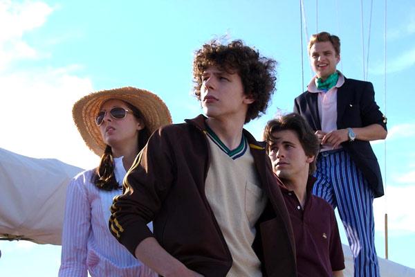 Charlie Banks : Photo Eva Amurri, Fred Durst, Jason Ritter, Jesse Eisenberg, Sebastian Stan