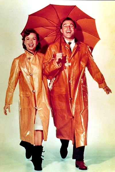 Chantons sous la pluie : Photo Debbie Reynolds, Gene Kelly, Stanley Donen