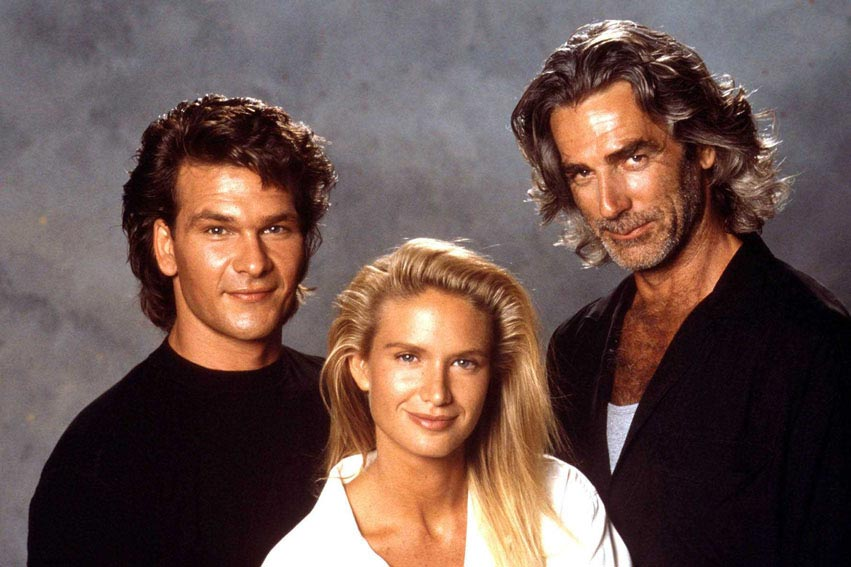 Road House : Photo Kelly Lynch, Patrick Swayze, Sam Elliott