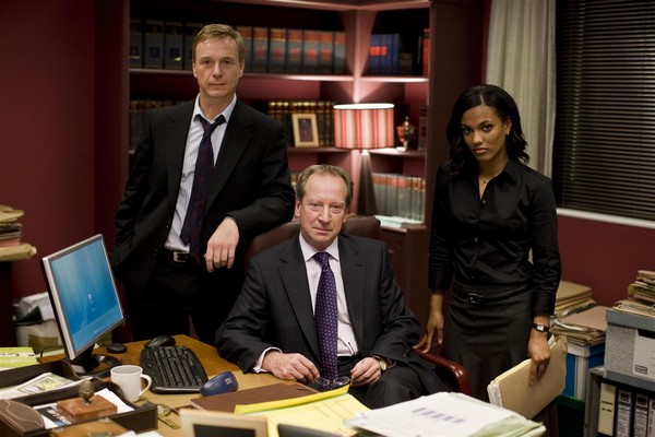 Londres Police Judiciaire / London District : Photo Ben Daniels, Bill Paterson, Freema Agyeman