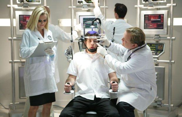 Chuck : Photo Andy Richter, Jenny McCarthy, Zachary Levi