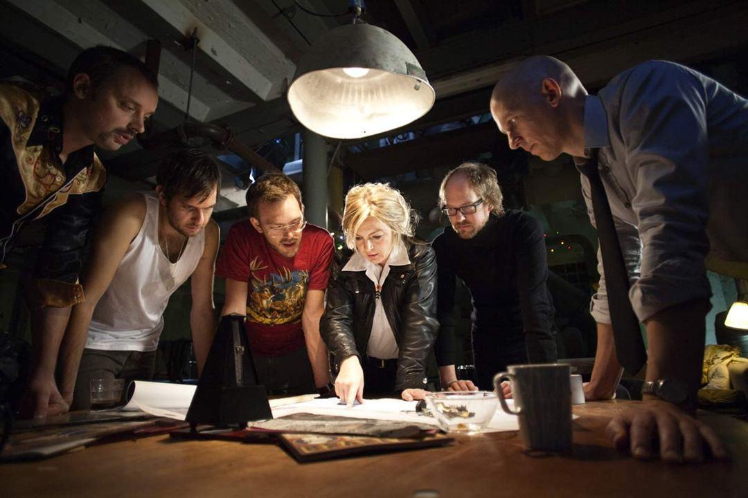 Sound Of Noise : photo Anders Vestergârd, Fredrik Myhr, Johannes Björk, Johannes Stjarne Nilsson, Magnus Börjeson