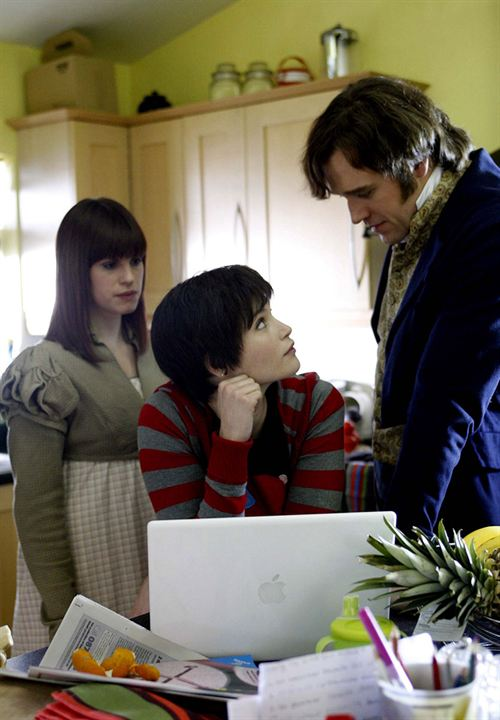 Photo Elliot Cowan, Gemma Arterton, Jemima Rooper
