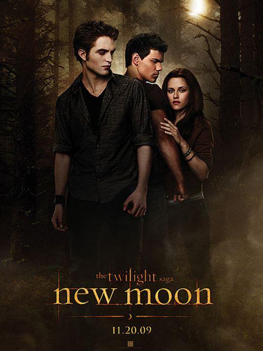 Twilight - Chapitre 2 : tentation : Affiche