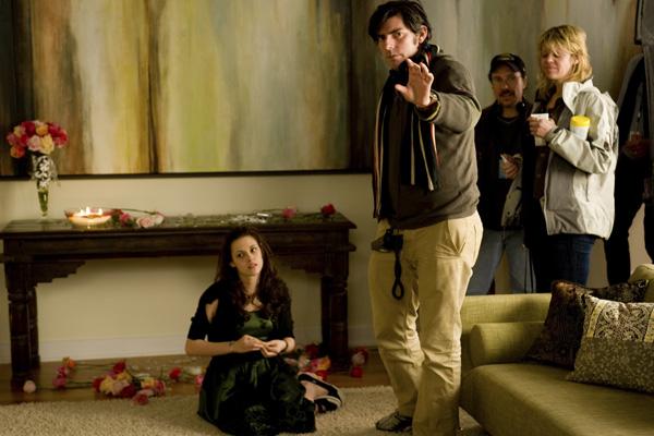 Twilight - Chapitre 2 : tentation : Photo Chris Weitz, Kristen Stewart, Stephenie Meyer