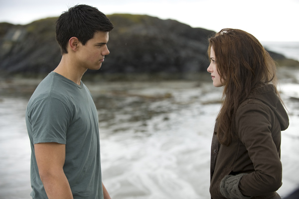 Twilight - Chapitre 2 : tentation : Photo Kristen Stewart, Stephenie Meyer, Taylor Lautner