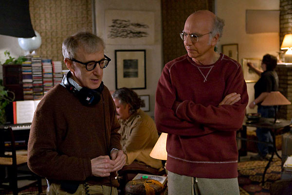 Whatever Works : Photo Larry David, Woody Allen