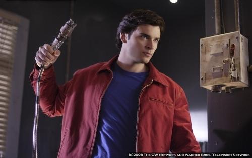 Smallville : Photo Tom Welling