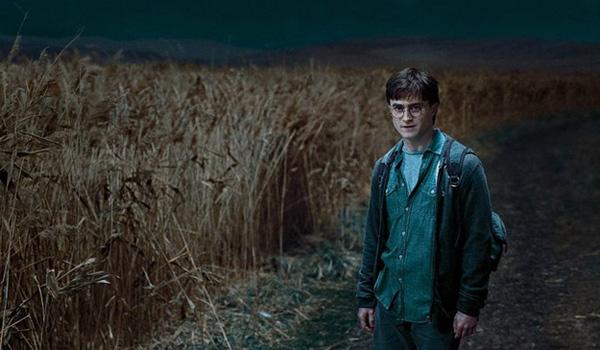 Harry Potter et les reliques de la mort - partie 1 : Photo Daniel Radcliffe