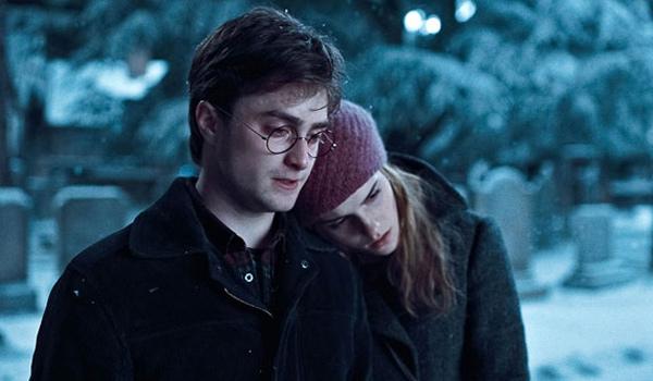 Harry Potter et les reliques de la mort - partie 1 : Photo Daniel Radcliffe, Emma Watson