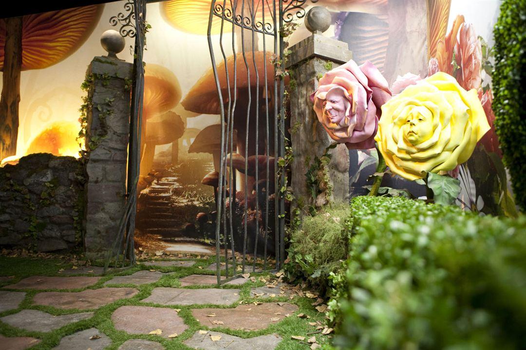 photo du film alice au pays des merveilles photo 53 sur 83 allocin. Black Bedroom Furniture Sets. Home Design Ideas