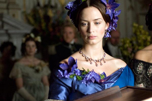 Victoria : les jeunes années d'une reine : Photo Emily Blunt