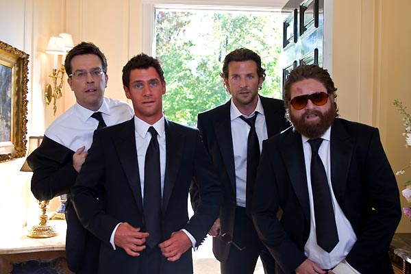 Very Bad Trip : Photo Bradley Cooper, Ed Helms, Justin Bartha, Zach Galifianakis