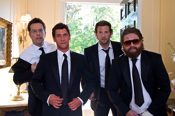 Very Bad Trip : Photo Bradley Cooper, Ed Helms, Justin Bartha, Zach Galifianakis