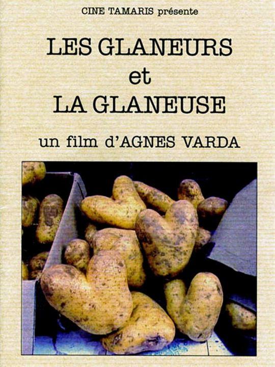 Les Glaneurs et la glaneuse : Affiche Agnès Varda