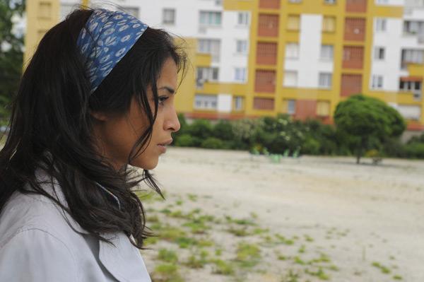 Le Choix de Myriam : Photo Leïla Bekhti