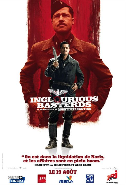 Inglourious Basterds : Affiche