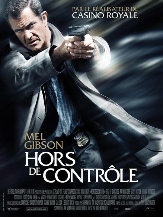 Hors de contrôle : Affiche Mel Gibson