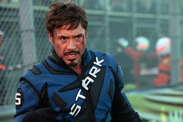 Iron Man 2 : Photo Robert Downey Jr.