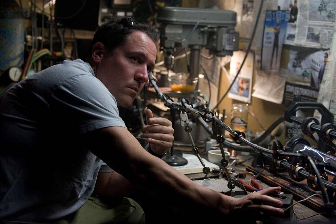 Iron Man 2 : Photo Jon Favreau