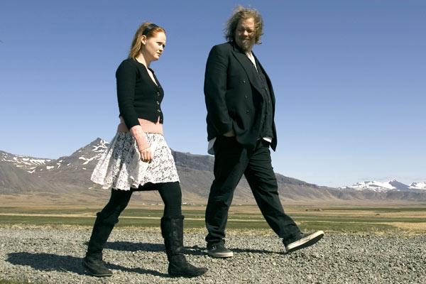 Mariage à l'Islandaise : Photo Ágústa Eva Erlendsdóttir, Ólafur Darri Ólafsson, Valdis Oskarsdottir