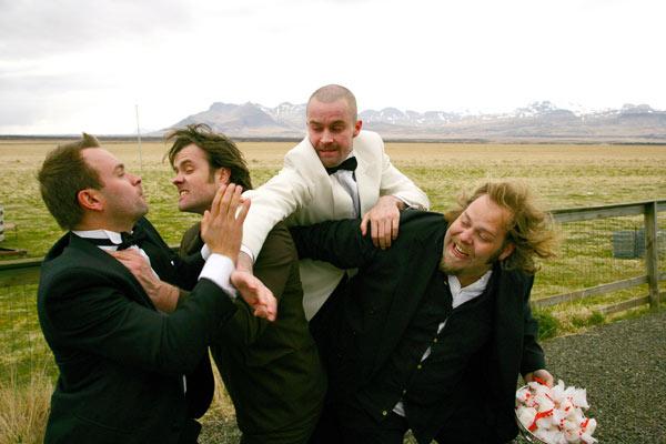 Mariage à l'Islandaise : Photo Björn Hlynur Haraldsson, Ólafur Darri Ólafsson, Thröstur Leó Gunnarsson, Valdis Oskarsdottir