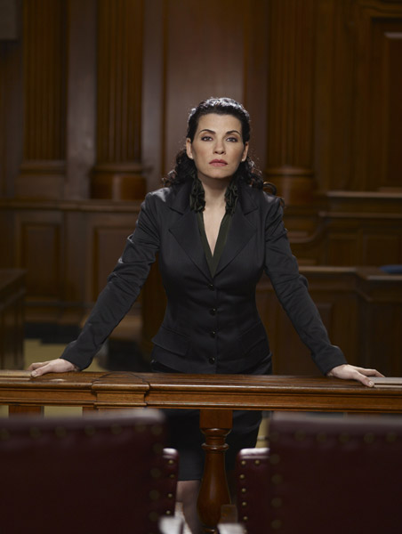 La Loi de Canterbury : Photo Julianna Margulies