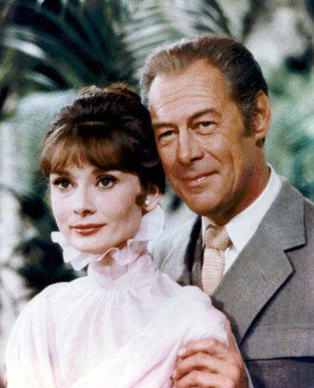 My Fair Lady : Photo Audrey Hepburn, Rex Harrison