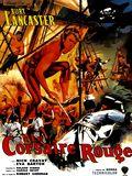 Le Corsaire rouge : Affiche