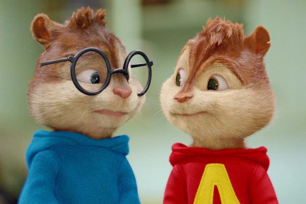 Photo du film alvin et les chipmunks 2 photo 5 sur 11 allocin - Coloriage alvin et les chipmunks simon ...