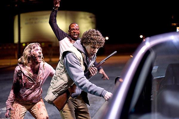 Bienvenue à Zombieland : Photo Jesse Eisenberg