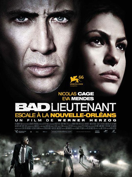 Bad Lieutenant : Escale à la Nouvelle-Orléans : Affiche Eva Mendes, Werner Herzog