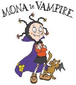 Mona le vampire : Affiche