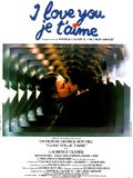 I love you, je t'aime : Affiche