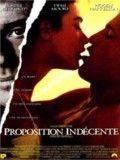 Proposition indécente : Affiche