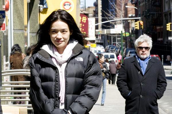 New York, I Love You : Photo Allen Hughes, Jiang Wen, Joshua Marston, Natalie Portman, Randall Balsmeyer