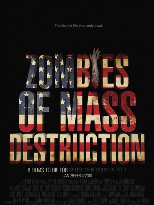 Zombies Of Mass Destruction : Affiche Kevin Hamedani