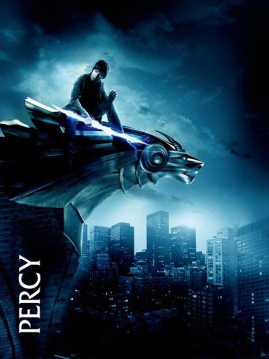 Percy Jackson : le voleur de foudre : Affiche