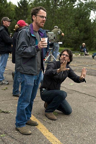 A Serious Man : Photo Ethan Coen, Joel Coen
