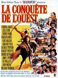 La Conquête de l'Ouest : Affiche