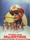 MacArthur, le général rebelle : Affiche