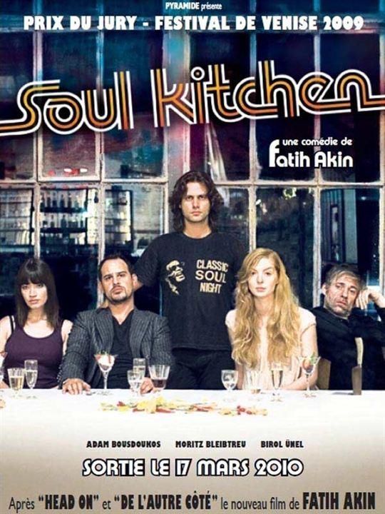 Soul Kitchen : Affiche