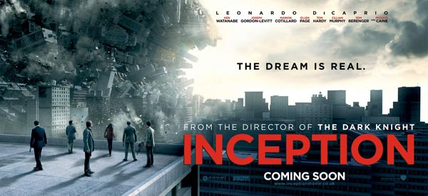 Inception : Affiche