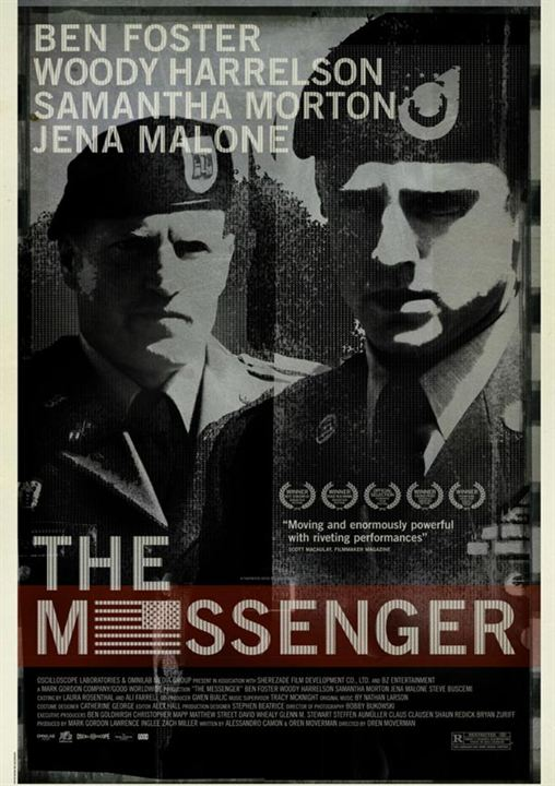 The Messenger : Affiche Oren Moverman