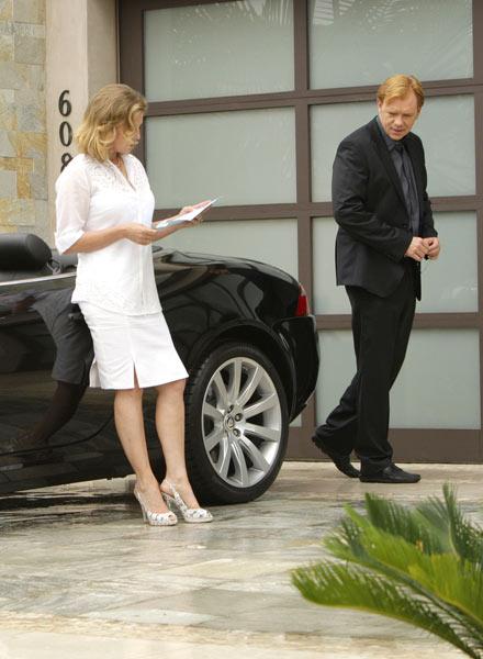 Les Experts : Miami : Photo Cheryl Ladd, David Caruso