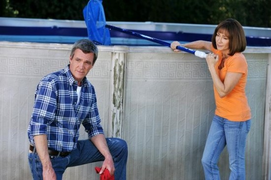 Photo Neil Flynn, Patricia Heaton