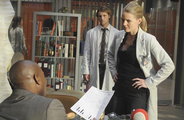 Dr House : Photo Jennifer Morrison, Jesse Spencer, Omar Epps